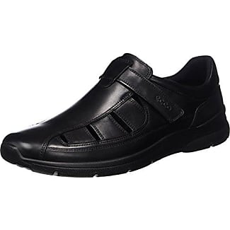 Irving, Mocassins Homme, Noir (2001Black), 40 EUEcco
