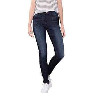EDC by Esprit mit Stretch, Jeans Mujer, Gris (Grey Dark Wash 921), W25/L32