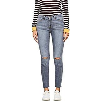 EDC by Esprit 087cc1b042, Jeans para Mujer, Gris (Grey Medium Wash 922), W29/L32