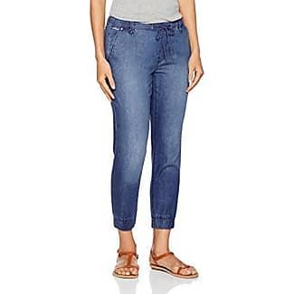 EDC by Esprit 028cc1b011, Vaqueros Skinny para Mujer, Gris (Grey Light Wash 923), W26/L30 (Talla del Fabricante: 26/30)