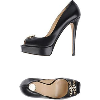 Pumps & High Heels for Women On Sale, Black, Leather, 2017, 3.5 4.5 Elisabetta Franchi
