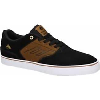 Emerica Reynolds Low Vulc Shoes 47 EU Dark Grey Black