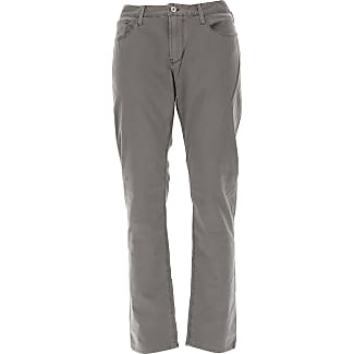 Pants for Men On Sale, Midnight, Cotton, 2017, L M S XL XXL Emporio Armani