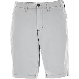 Shorts para Hombre, Pantalones Cortos Baratos en Rebajas, Negro, Algodon, 2017, S XXL Emporio Armani