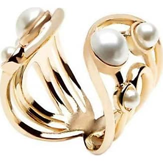 Eshvi Astro Double Ring - UK M - US 6 - EU 52 3/4
