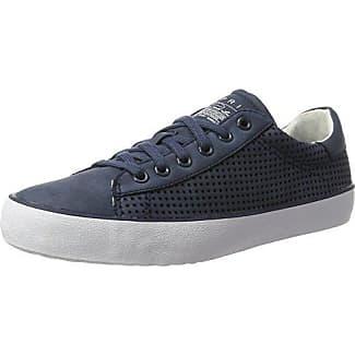 Italia Lace Up, Zapatillas para Mujer, Azul (Navy 400), 36 EU Esprit