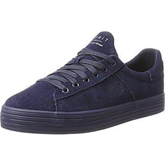 Esprit Vera Lu, Zapatillas para Mujer, Azul (Navy), 37 EU