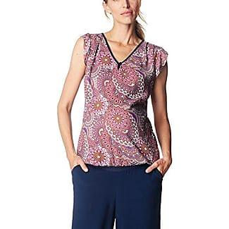 SL P84312, Blouse de Maternité Femme, Blau (Night Blue 486) FR: 40 (Taille Fabricant: 38)Esprit Maternity