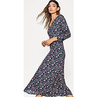 Kleid mit blumen esprit