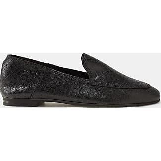 Esprit Loafer auf aufgerautem Leder mit Glitter-Finish für Damen, Größe 42, Black