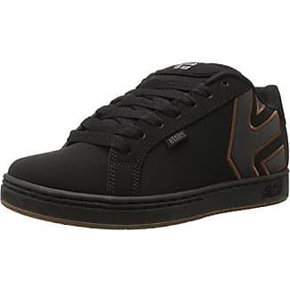 Lakai Griffin, Scarpe da skateboard uomo Nero Noir (Black/Gum Suede) 45