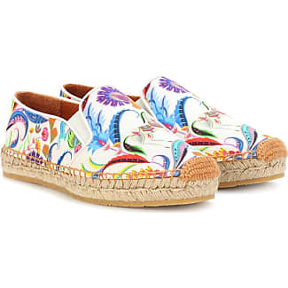 Slip on Sneakers for Women On Sale, Pearl, Fabric, 2017, 4.5 Etro