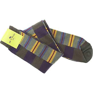 Socks for Men On Sale, Dark Green, Cotton, 2017, II (Eu 42 - Eu 43) Etro