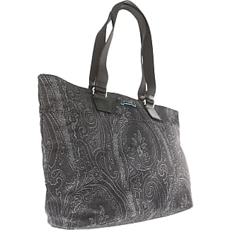 Tote Bag On Sale, Brown, Leather, 2017, one size Etro