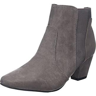 Alicia - Zapatos de Tacón con Punta Cerrada Mujer, Marrón (Brown), 39 EU EVANS