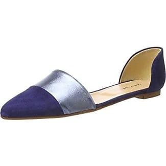 S 3587, Sandalias Romanas para Mujer, Azul (Denim+Cielo), 38 EU Fabio Rusconi