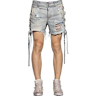 Shorts for Women On Sale, White, Cotton, 2017, 24 26 34 Faith Connexion