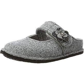 Fargeot Damen Meteore Pantoffeln, Grau (Grau), 39 EU