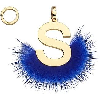 Fendi necklaces shop up to 40 stylight fendi abclick s pendant charm blue aloadofball Images