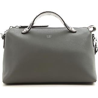 Fendi Handbags On Sale, Black, poliammide, 2017, one size