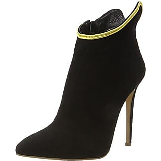 Fersengold Damen Malibu Kurzschaft Stiefel, Mehrfarbig (Mehrfarbig), 36 EU