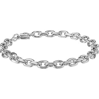 Fine Jewelry Mens Stainless Steel 9 7mm Rolo Bracelet