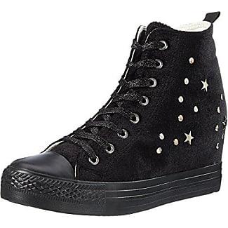 Fiorucci FDAH040, Zapatillas para Mujer, Negro (Nero), 39 EU
