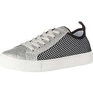 Fiorucci FEPK067, Zapatillas para Mujer, Plateado (Silver Silver), 38 EU