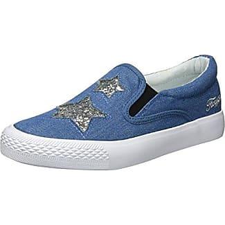 Fiorucci FEAD014, Zapatillas para Mujer, Plateado (Silver Silver), 40 EU