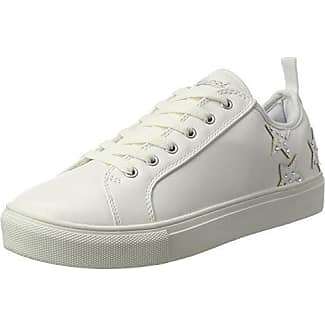 Fiorucci FEPD027, Zapatillas para Mujer, Blanco (Bianco), 38 EU