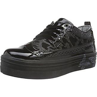 Fiorucci FEAD016, Zapatillas para Mujer, Negro (Nero Nero), 36 EU