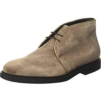 44727, Desert Boots Homme, Gris (Antracite 80), 42 EUFratelli Rossetti