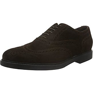 Fratelli Rossetti 44842, Zapatos de Cordones Brogue Para Hombre, Marrón (Cacao), 40 EU, 6 UK