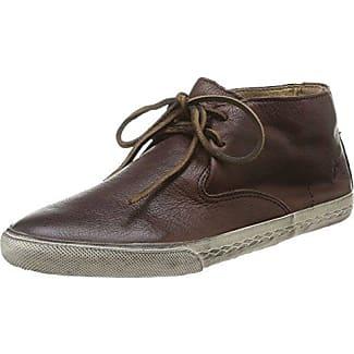Frye Mindy Chukka - Zapatillas de senderismo de canvas para mujer marrón Marron (Dbn) 39.5