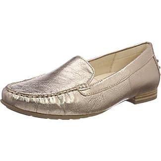 Gabor Shoes Comfort Sport, Mocasines para Mujer, Multicolor (Corallo), 43 EU