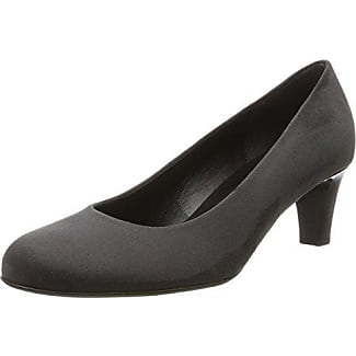 Gabor Basic, Zapatos de Tacón para Mujer, Gris (69 Carbone), 38 EU Gabor