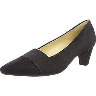 Fashion, Zapatos de Tacón para Mujer, Azul (Pazifik +Absatz 16), 35.5 EU Gabor