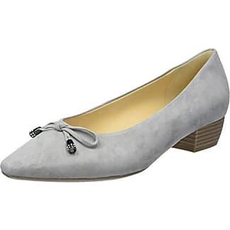 Fashion, Zapatos de Tacón para Mujer, Gris (Grau 19), 35.5 EU Gabor