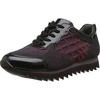Gabor Shoes Rollingsoft, Zapatos de Cordones Derby para Mujer, Azul (Nightblue), 40.5 EU
