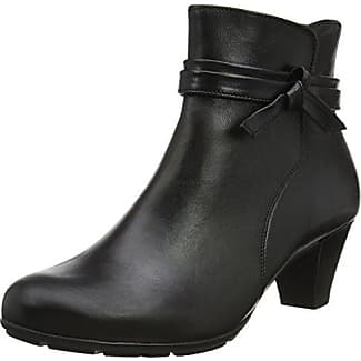 Gabor Shoes Gabor Fashion, Bottes Femme, Noir (27 SCHW.Ra.Glitter), 36 EU