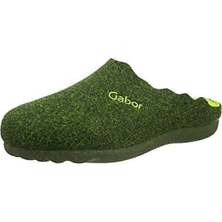 Warmbat Flurry - Zapatillas de casa para Mujer, Color Verde (Army), Talla 37 EU