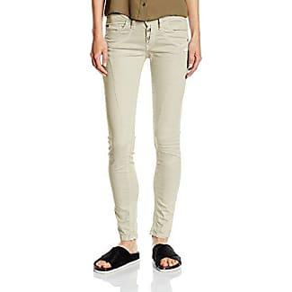 Gang NENA STR - Cotton Stretch - Pantalones Mujer, Violeta, W25