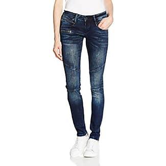 Gang Nena Biker-Bryant Lyo, Jeans Femme, (Blue Black Vintage 2661), W29 (Taille Fabricant: W29 (29)