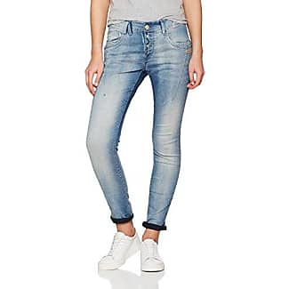 Womens Valencia-Gm Satin Jeans Gang