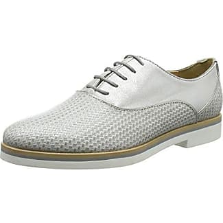 D Janalee G, Zapatos de Cordones Oxford para Mujer, Beige (LT Gold/LT TAUPEC2LH6), 36 EU Geox