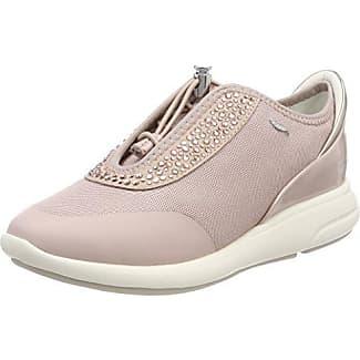 Geox Damen D Deynna D Sneaker, Pink (Antique Rose), 36 EU