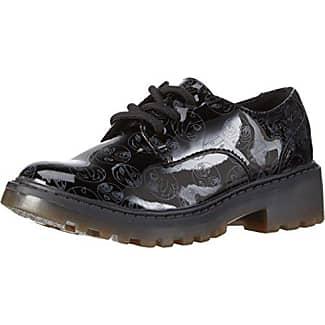 Geox J Android Girl a, Zapatillas para Niñas, Negro (Black C9999), 36 EU