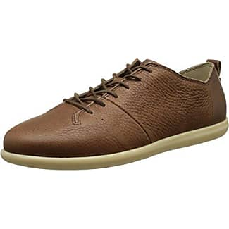 Geox U Clemet B, Zapatillas Para Hombre, Marrón (Browncotto/ebonyc6g6z), 45 EU