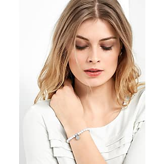 Bracelet with rings silver-gold female Gerry Weber