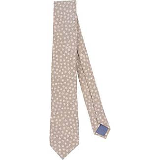 Tie anthracite patterned Gierre Milano